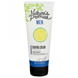 Nature's Promise Men Shave Cream Lime