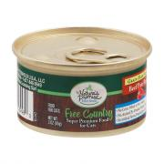 Nature's Promise Free Country Beef Pate Recipe Cat Food