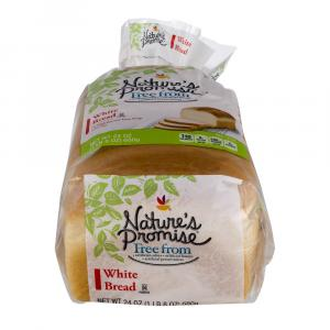 Nature's Promise Hearty White Sandwich Bread