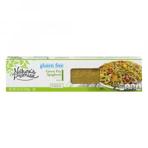 Nature's Promise Gluten Free Green Pea Spaghetti Pasta