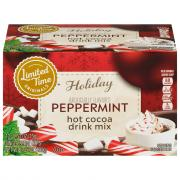 Limited Time Originals Peppermint Hot Cocoa