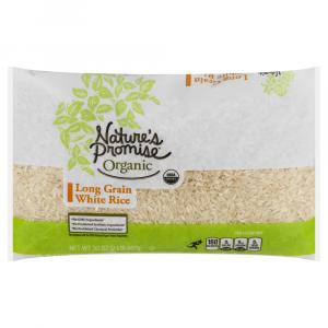 Nature's Promise Organic Long Grain White Rice