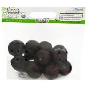 Nature's Promise Organic Plums