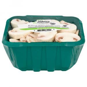 Nature's Promise Organic Sliced White Mushrooms