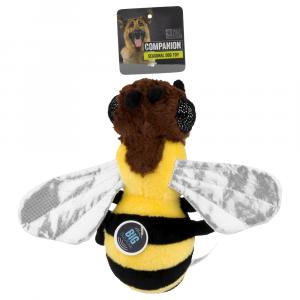 Companion Bumblebee Plush Dog Toy