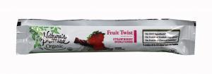 Nature's Promise Organic Strawberry Fruit Twists