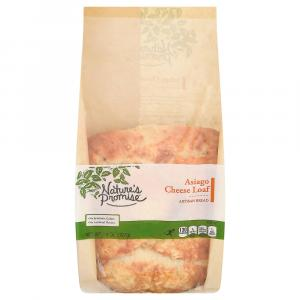 Nature's Promise Asiago Cheese Bread