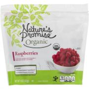 Nature's Promise Organic Raspberries