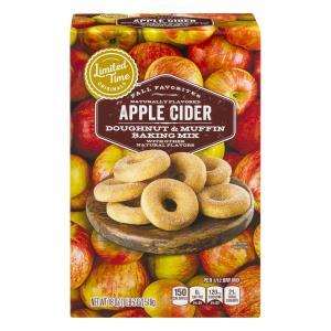 Limited Time Originals Apple Cider Doughnut & Muffin Mix