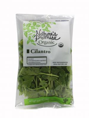 Nature's Promise Organic Cilantro