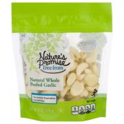 Nature's Promise Natural Whole Peeled Garlic
