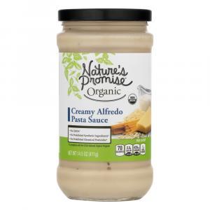 Nature's Promise Organic Creamy Alfredo Sauce
