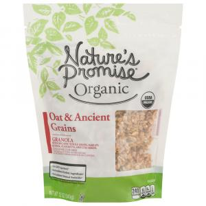 Nature's Promise Oat & Ancient Grains Granola