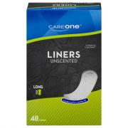 CareOne Liners Unscented Long