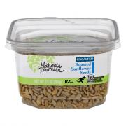 Nature's Promise Roasted Unsalted Sunflower Seeds