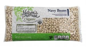 Nature's Promise Organic Navy Beans Dried