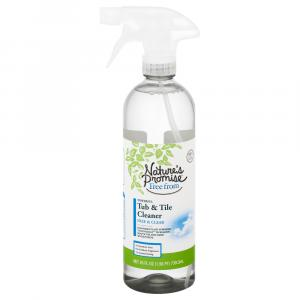 Nature's Promise Free & Clear Tub & Tile Cleaner