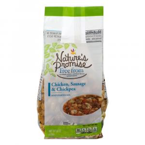 Nature's Promise Free From Chicken, Sausage, & Chickpea Soup