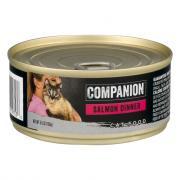 Companion Salmon Dinner