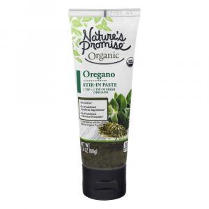 Nature's Promise Organic Oregano Stir-In-Paste