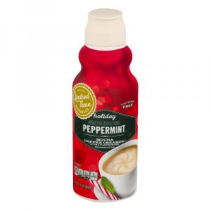 Limited Time Originals Peppermint Mocha Non Dairy Creamer