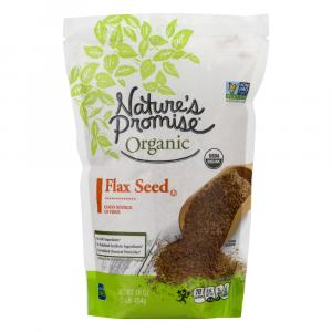 Nature's Promise Organic Flax Seed