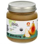 Nature's Promise Organic Pears Baby Food