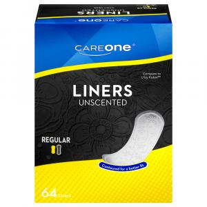 CareOne Liners Unscented Regular