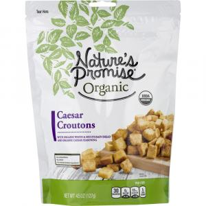 Nature's Promise Organic Caesar Croutons