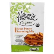 Nature's Promise Organic Sweet Potato Seasoning Mix
