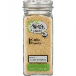 Nature's Promise Organic Garlic Powder