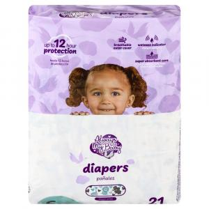 Always My Baby Diapers Size 6