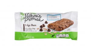 Nature's Promise Edge Bar Chocolate Chip