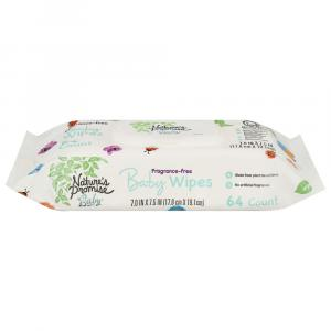 Nature's Promise Baby Wipes