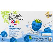 Nature's Promise Kids Blue Raspberry Sparkling Seltzer Water