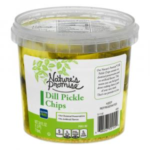Nature's Promise Dill Pickle Chip