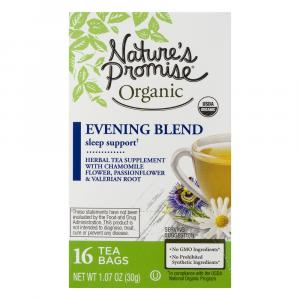 Nature's Promise Organic Sleep Support Evening Blend