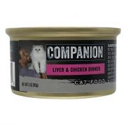 Companion Liver & Chicken Cat Food