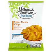Nature's Promise Sweet Potato Chips