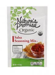 Nature's Promise Organic Salsa Mix