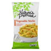 Nature's Promise Vegetable Sticks
