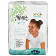 Nature's Promise Baby Size 6 Diapers
