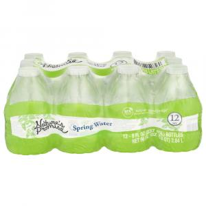 Nature's Promise Spring Water