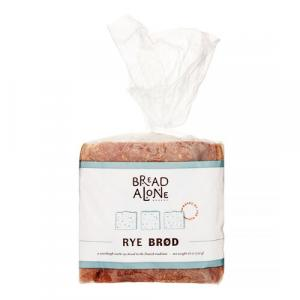 Bread Alone Rye Brod