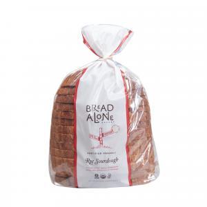 Bread Alone Organic Sourdough Rye Bread