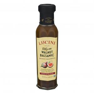 Lucini Fig & Walnut Balsamic Vinaigrette