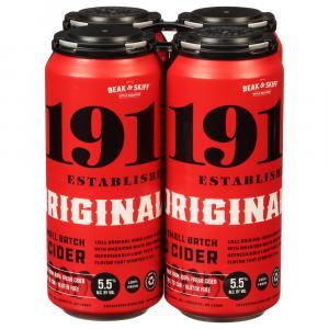 1911 Original Hard Cider