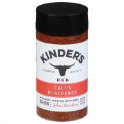 Kinder's Rub Cali's Blackened