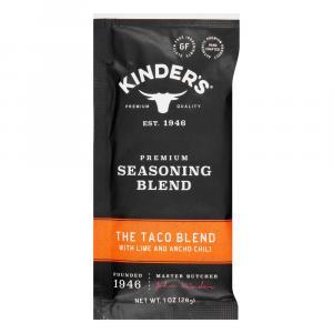 Kinder's Premium Seasoning Blend The Taco Blend