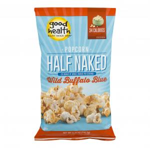 Good Health Half Naked Wild Buffalo Blue Popcorn